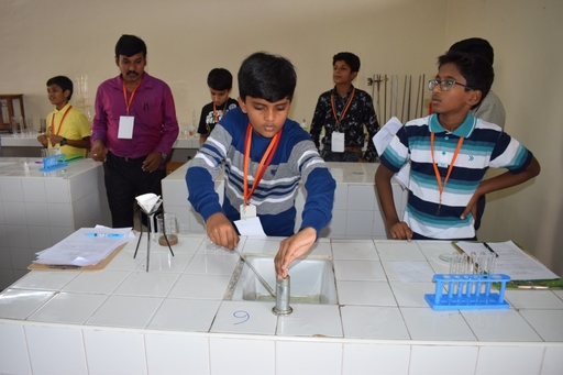 As per the  request of Team BVM ISRO Exhibition was also arranged and so many students visited and got inspired by the models exhibited.